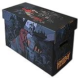 BCW Short Comic Box - Art - Hellboy