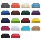 Duschtücher Set - 2x Duschtuch - 70x140 cm - 100% Baumwolle - Farbe Natur