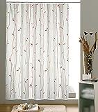 Gedy co11210430-pes Leaf Vorhang 120x 200cm, beige