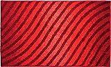 Grund Badematte Eternity rot Größe 70x120 cm