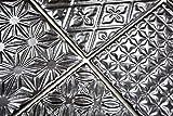 Handmuster Retro Vintage Mosaik Fliese Keramik schwarz Spirit schwarz MOS22B-1403_m