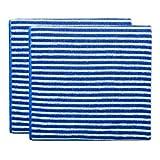 Das Blaue Wunder - Bamboo Premium Handtücher, 2er Set (blau)